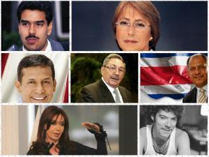 Presidentes Latinos 1