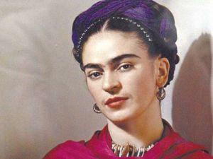 Tal día como hoy nació Frida Kahlo