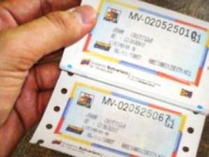 Ticket-estudiantil