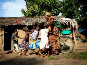 Sister Angelique Namaika, Gewinnerin des Nansen Flüchtlingspreises der UN in der DRC.