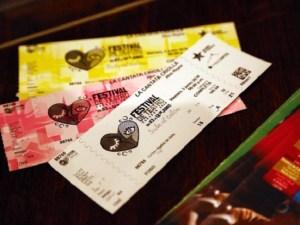 Entradas - Festival de Teatro de Caracas