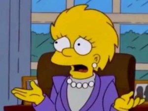 Los Simpson predijeron que Trump sería presidente