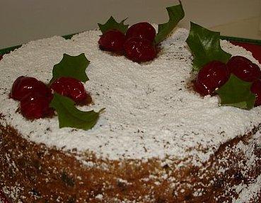 torta-negra-espolvoreada
