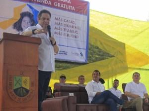 entrega de viviendas colombia