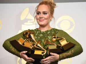 ganadores de los Grammys