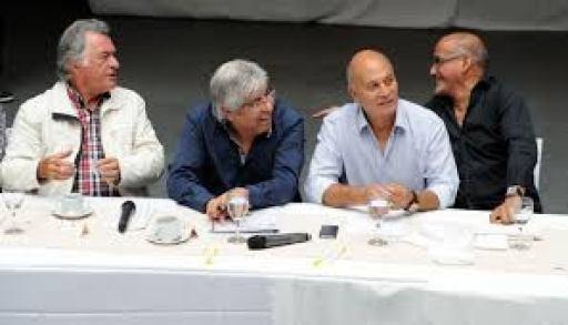 Barrionuevo - Moyano - Venegas (de Izquierda a derecha)