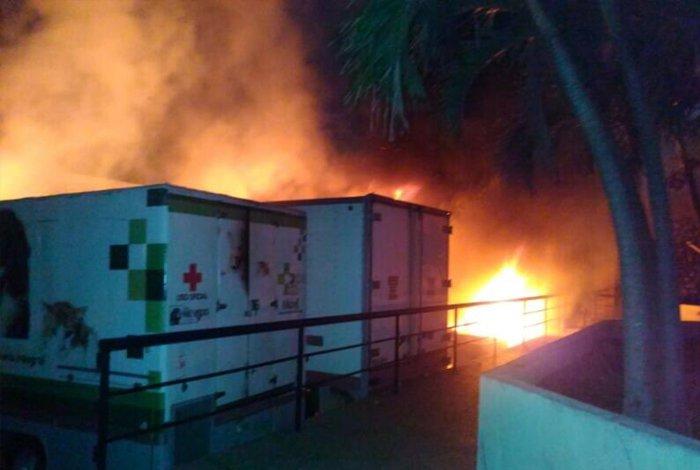 clinica de mision nevado quemadas