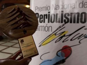 Premio Nacional de Periodismo Simón Bolívar 2017