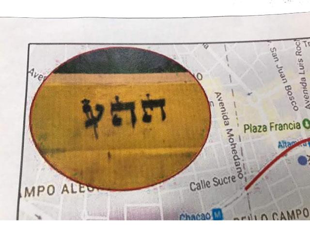 nomenclatura hebrea