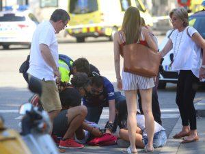 barcelona españa atentado