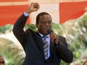 presidente de Zimbabue