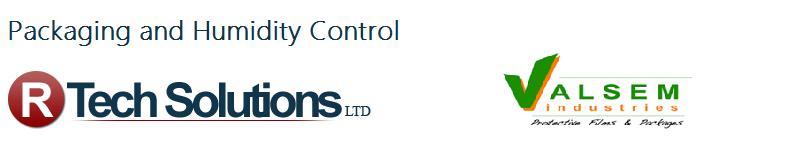 Desiccants & Protective Packaging Logo