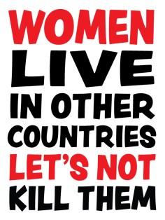 feminism, anti-war, international women, solidarity, sisterhood