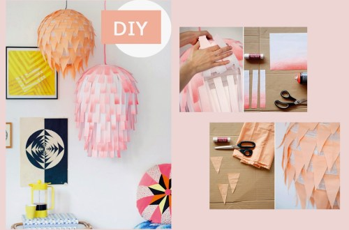 DIY - ornament - ballon - lamp - design - Designaresse