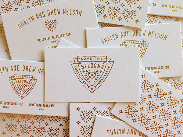 Foil printed business card design1 30+ Beautiful Examples of Modern Business Card Designs for Inspiration