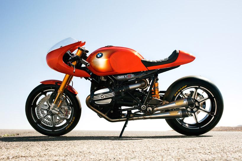 BMW Motorrad + Roland Sands: Concept 90 Motorcycle :: via designboom