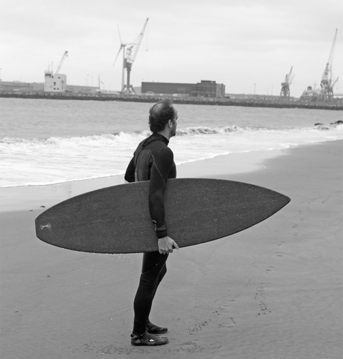 joão teixeira sustainable surfboard amorim cork