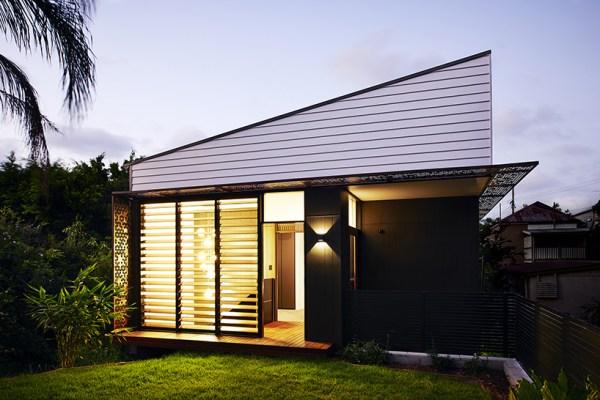 Woolloongabba Gardenhouse, Australia