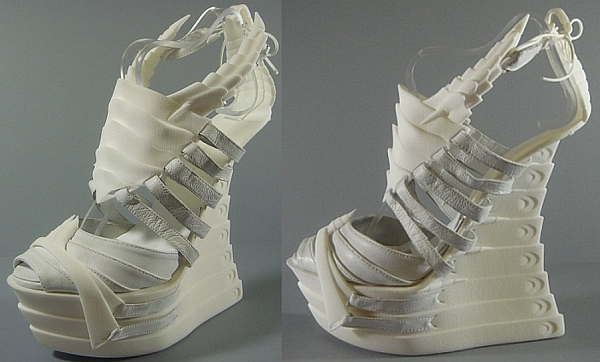 3D printed shoes- The Scorpion