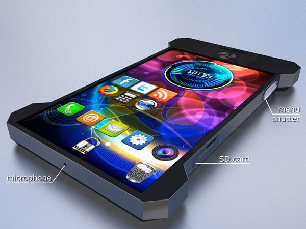 Andigo Mobile phone
