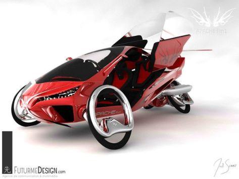 apache concept car