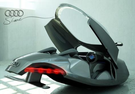 audi shark concept 1 CfCxS 17621