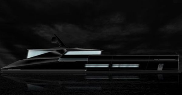 Blackout 38m Superyacht