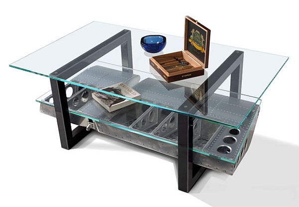 C-119 Aileron Coffee Table