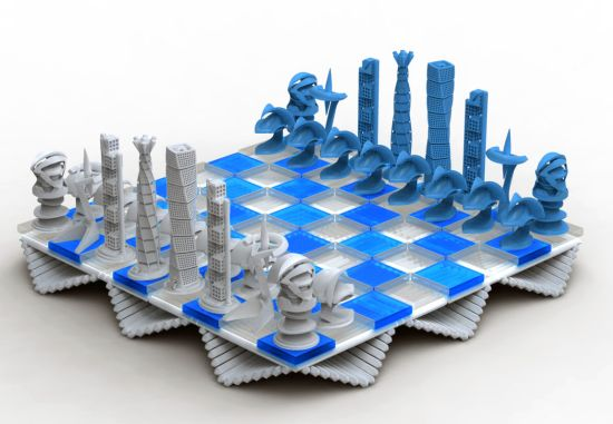 calatrava chess set 01