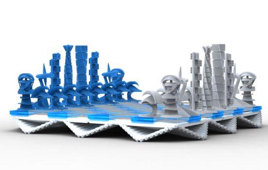 calatrava chess set 03