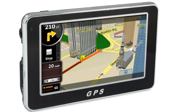 Car GPS systems