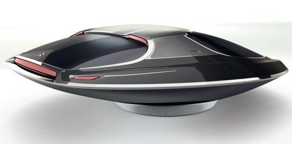 Citroen UFO Concept Car