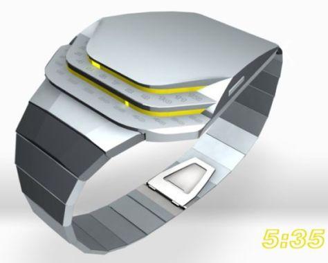 cobra led watch