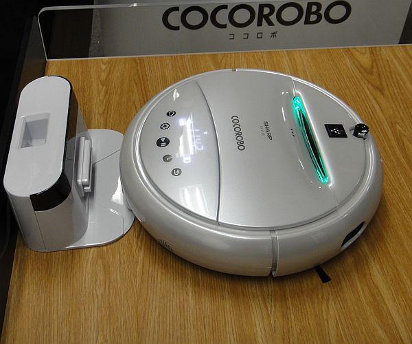 Cocorobo intelligent vacuum cleaner