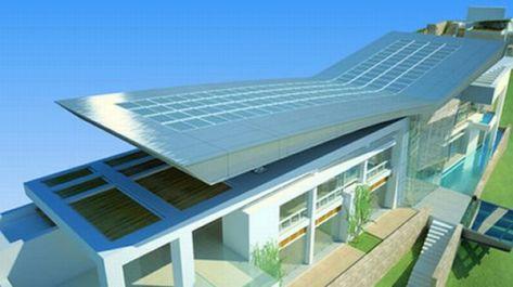 Colossal Eco-House