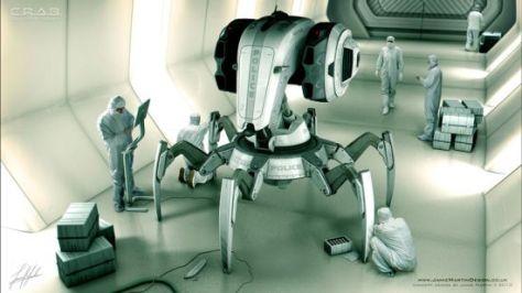 crab robot 01