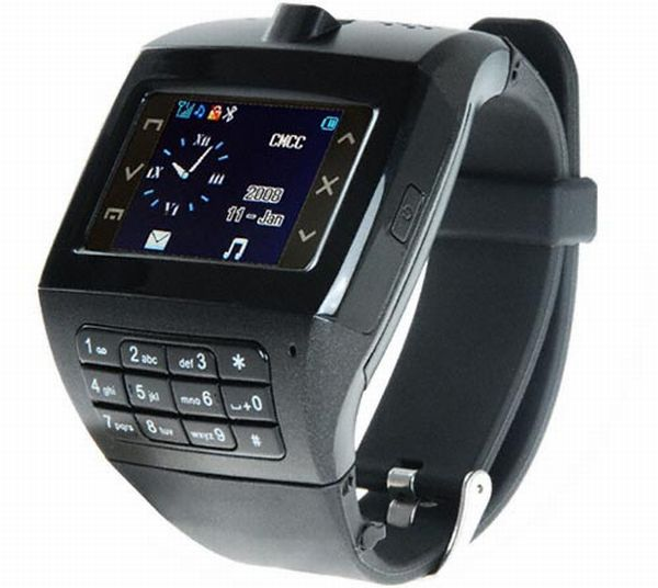 Digital Mobile Phone Watch
