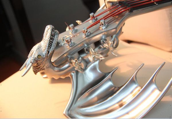 Draco electric guitar