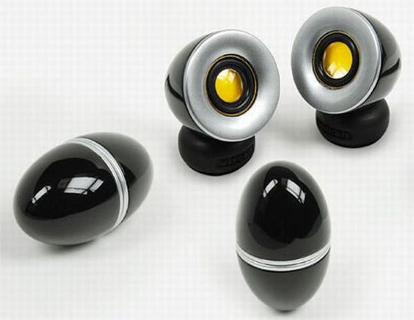 Eggy mini speakers