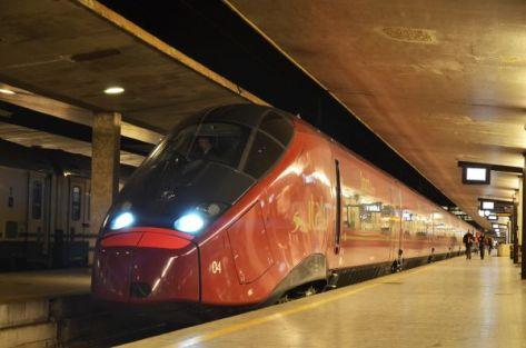 Ferrari train
