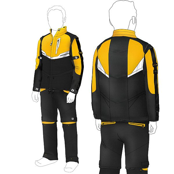 First Aid Jacket