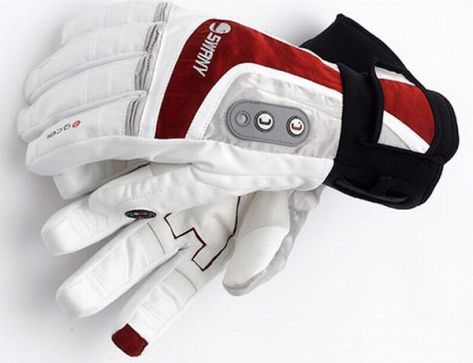 GX-1 Bluetooth Skiing Gloves