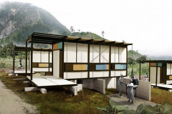 Haiti Mountain House