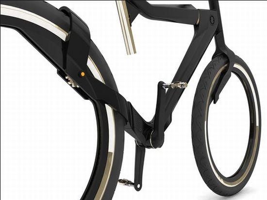 hybrid city bike 04