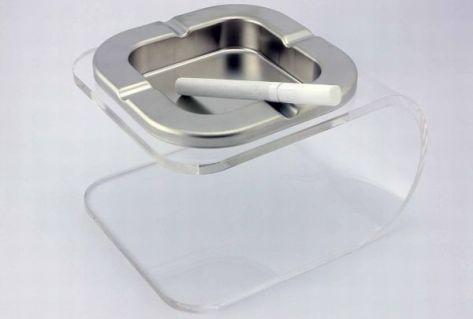Innovative ashtrays