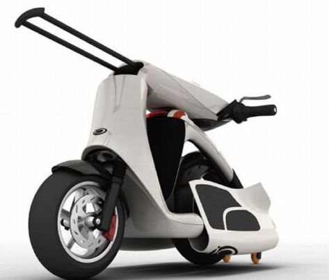 I/O electric scooter