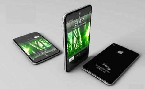 iPhone SJ Polycarbonate Phone