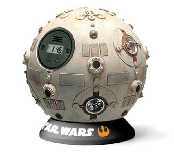 Jedi Training Ball Alarm Clock