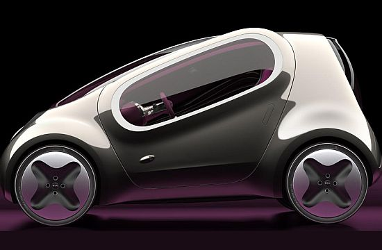 kia pop all electric concept car 1