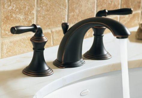 Kohler Devonshire Widespread Lavatory Faucet